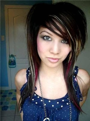 asian girl hairstyle. hot emo girl hairstyles