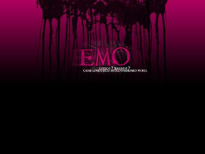 Emo Blog Background