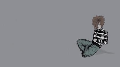 Sad Emo Boy