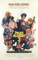 Loucademia de Policia 3 Dublado – 1986