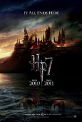HARRY POTTER 7 : THE DEATHLY HALLOWS : PART I by www.TheHack3r.com
