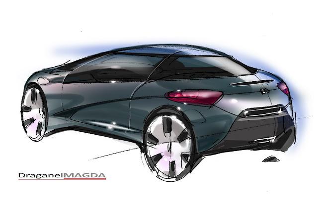 micro car design