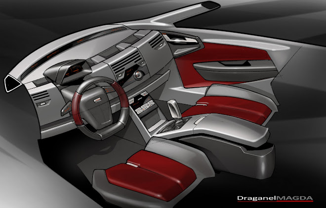 small car interior design