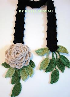 leaves+bege+com+pr 2012 Yeni Bayan Atkı ve Boyunluk Modelleri