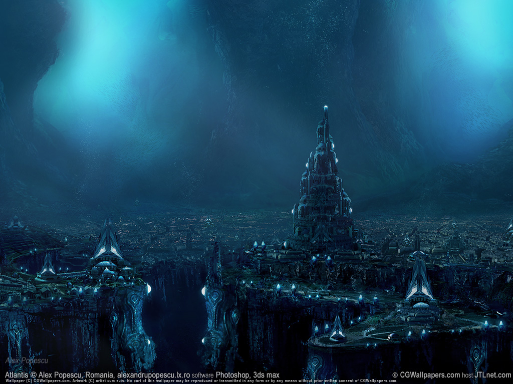 atlantis-movie-city