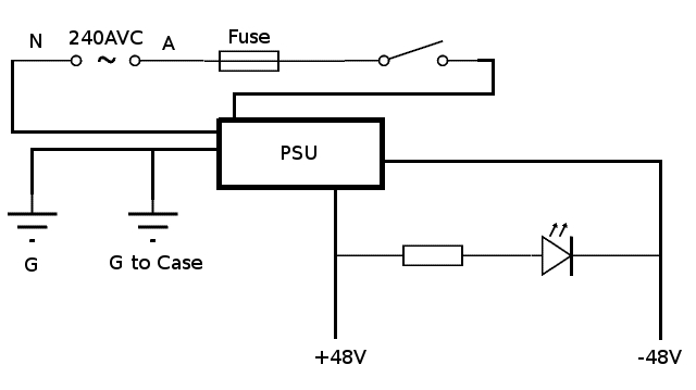 48v power supply schematic  48v  free engine image for