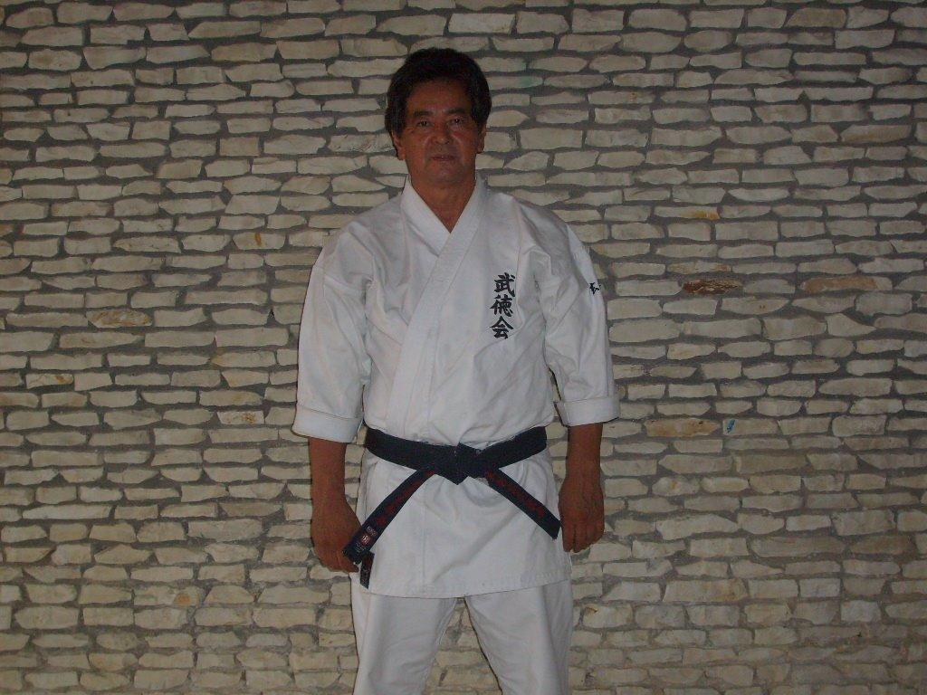 Sensei Mamorou Hidaka