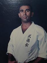 Sensei Juan Antonio Cruz