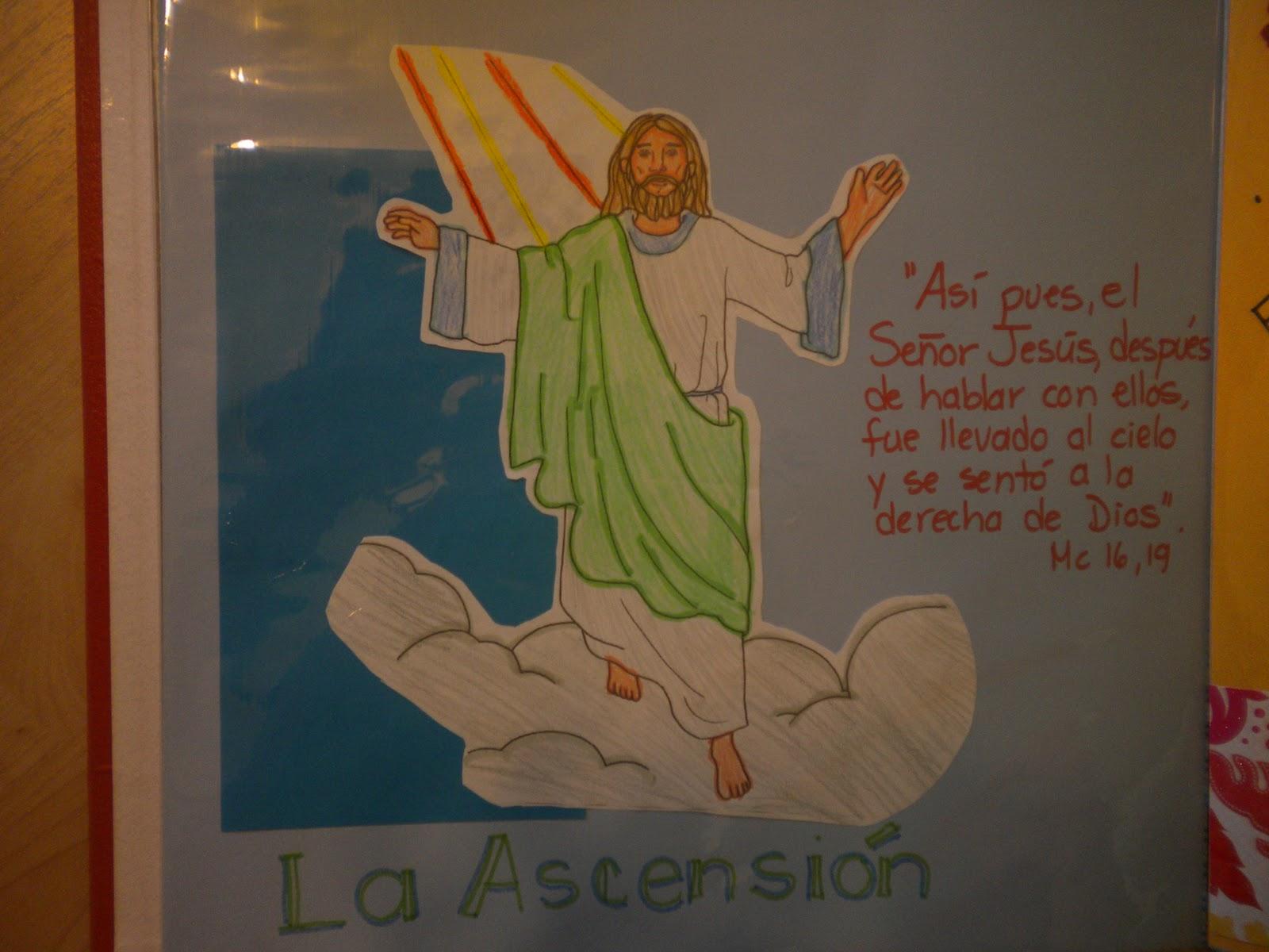 Familia Católica: Nuestras Páginas Litúrgicas después de Pascua