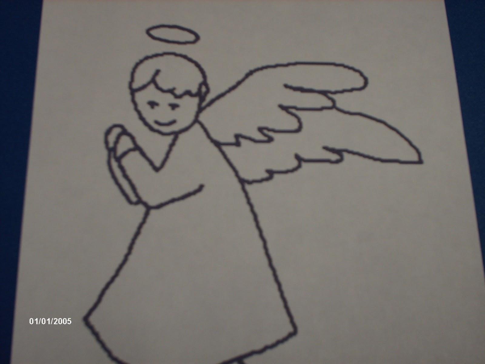 Ngeles De Angel Guide    Aqu   Hay M  S Dibujos De   Ngeles  Nuevo