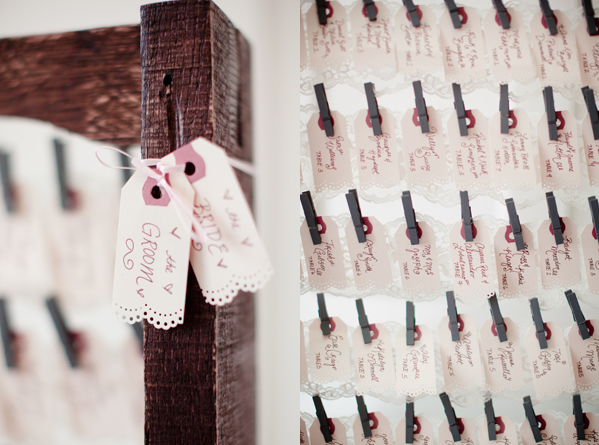 Hey Gorgeous One Chick Her Biz and A Wedding Blog DIY Seating Chart