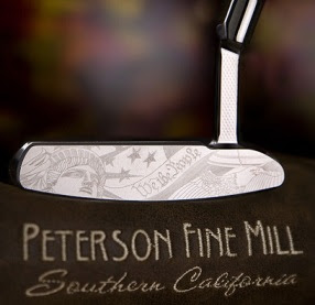 Peterson Fine Mill Liberty Putter