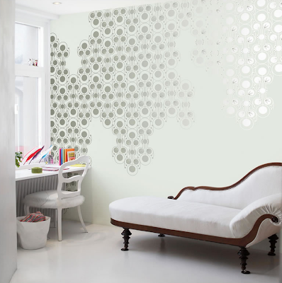Ink Wit Scandinavian Wallpaper Decor