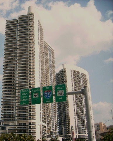 The Related Group&#39;s The Beach Club, consisting of three condo towers