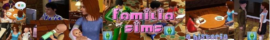 ♦ Família ♦ Sims ♦