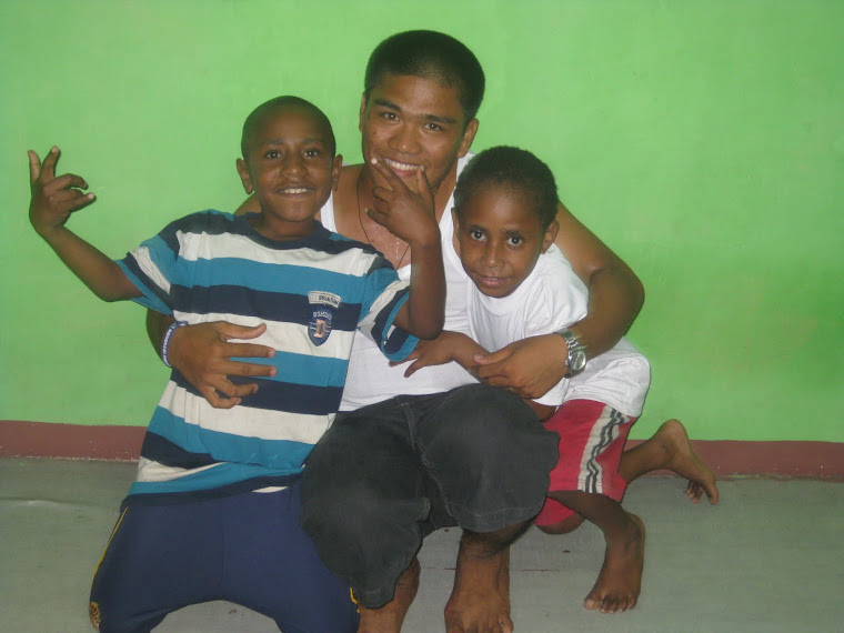 gw dan anak papua