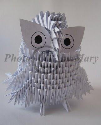 Опять модульное оригами!
