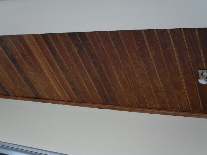 tecto envernizado de varanda extrior
