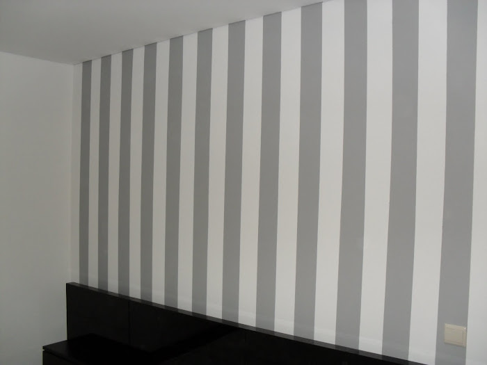 parede depois de decorada
