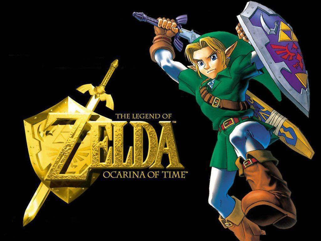 Zelda ocarina of time em Portugues | Blog Do Leleo