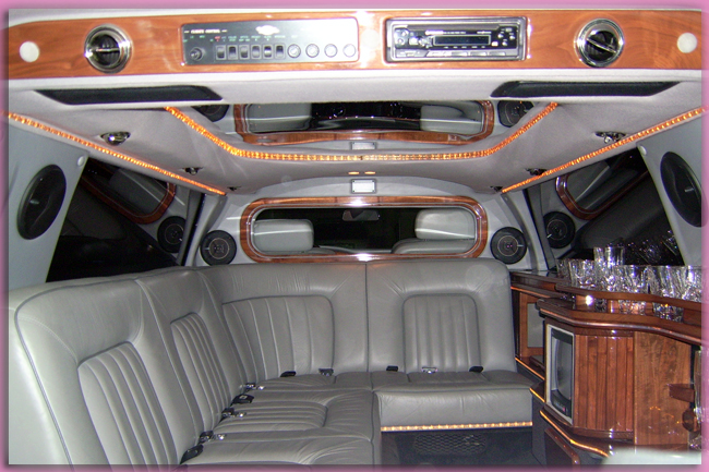 Rolls Royce The Luxuries Interior