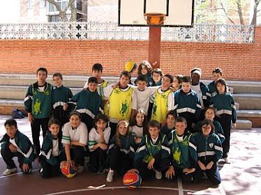 Campeonato Alevín 3 on 3.