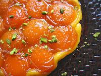 Тарталетка с абрикосами