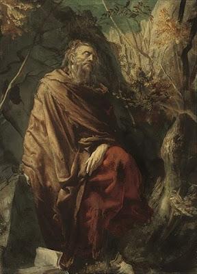Pietro annigoni study of eva