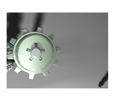 "Screenshot from short video ""GEARS"" 2007"