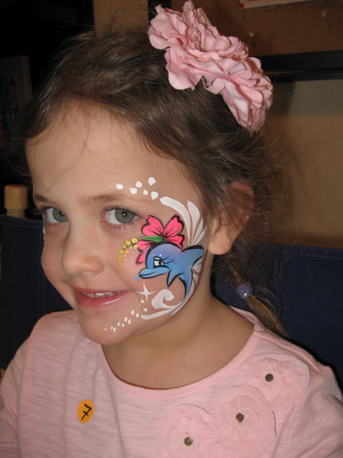 Dog face paint for Face painting for parties