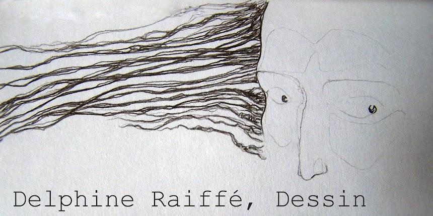 Delphine Raiffé, Dessin