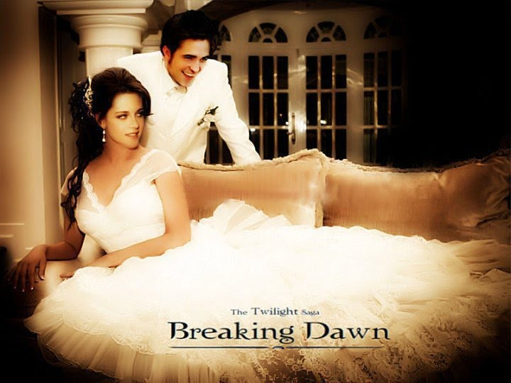 Breaking Dawn Forever