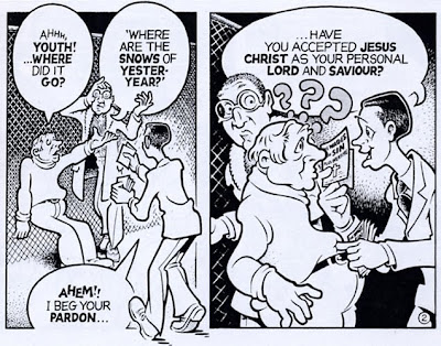 From Stonewall to Gay Marriage: The cartoon art of Howard Cruse