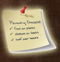 Parenting Checklist