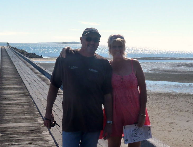 US ON THE WEST SIDE OF FRASER QLD