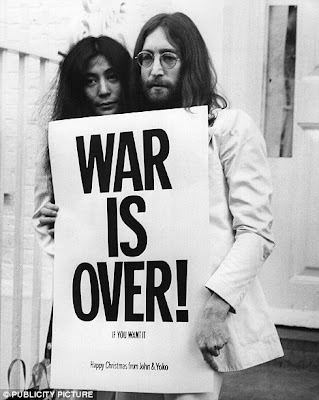 john lennon quotes about war. version of John Lennon#39;s