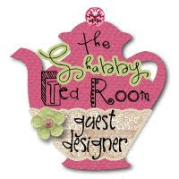 Guest Designer for The Shabby Tearoom