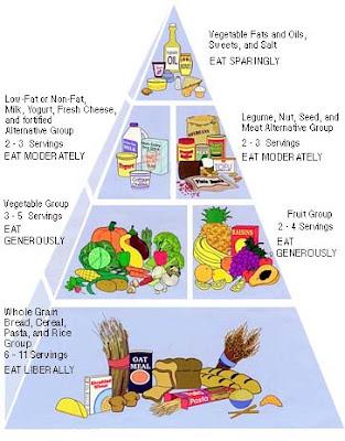 Piramida alimentara si dieta personalizata Food+pyramid+vegetarian