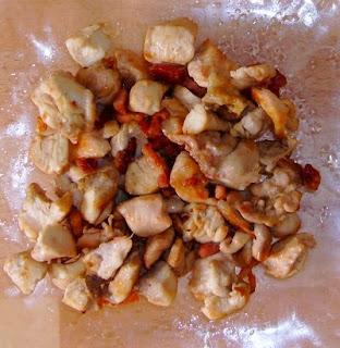 Quiche de Frango com Cogumelos e Espinafres 4
