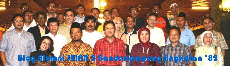 SMAN 2 Bandar Lampung Angkatan 82