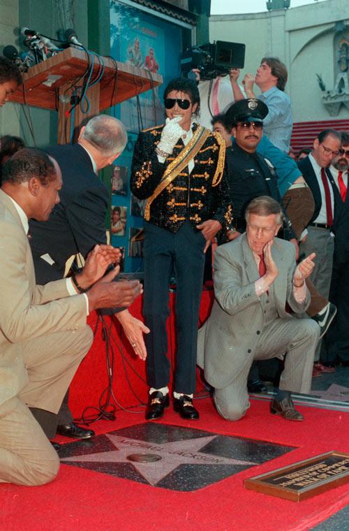 1984 Hollywood Walk of Fame 5hwof