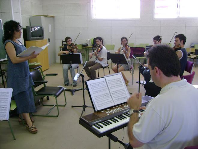 Proyecto IV - Ensayo en Alicante