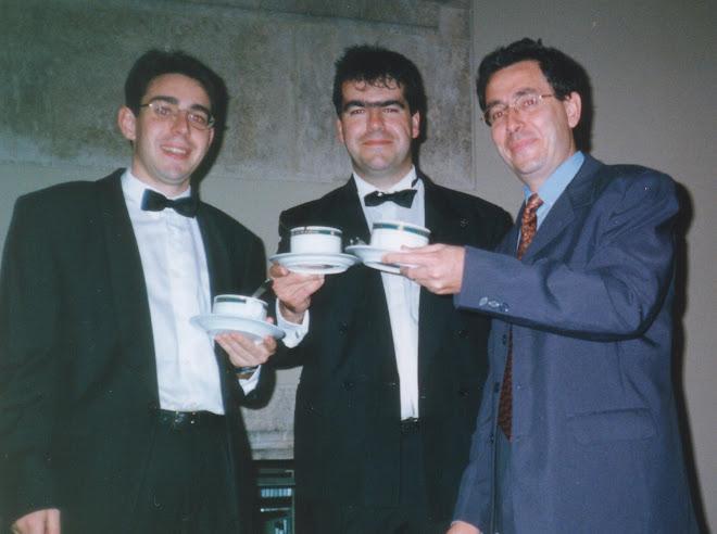 Xocolate en la Diputación de Valencia - 1999