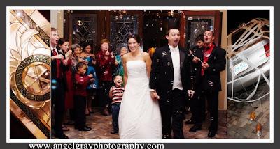 Lansing Island Clubhouse Wedding Photos