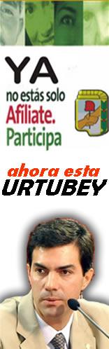 Afiliate, ahora esta URTUBEY