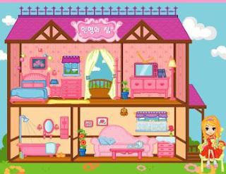 Juega y decora la casita de la princesa juegos de princesas - Casitas de princesas ...