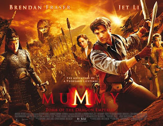 The adventure of a thousand lifetimes - The Mummy 3