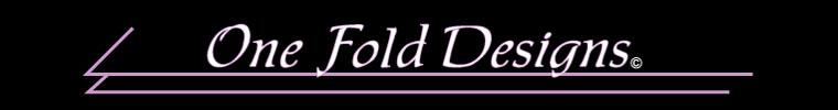 One Fold Designs