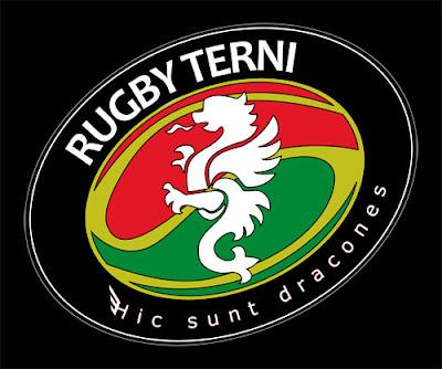Rugby Terni Hic sunt dracones