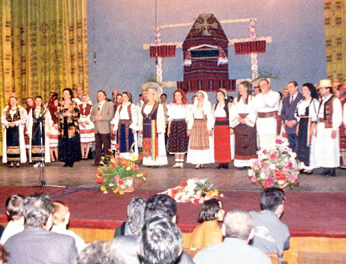 1998 - Cluj-Napoca lansare CD Maria Dan Golban